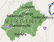 Our Virginia Service Area